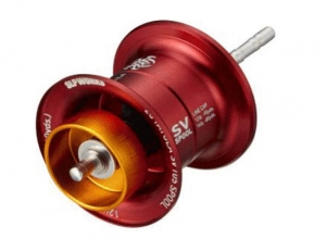2020 SLPW TATULA SV TW 105 SPOOL / Red
