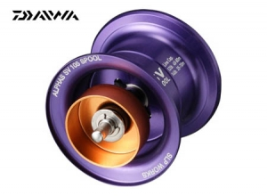 SLPW ALPHAS SV 105 SPOOL / Purple
