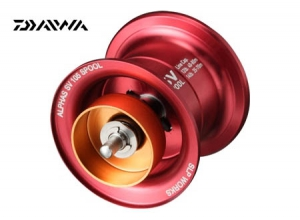 SLPW ALPHAS SV 105 SPOOL / Red