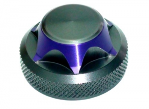 SLPW  Mechanical Brake Knob / Purple