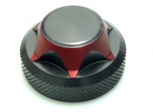 SLPW  Mechanical Brake Knob / Red