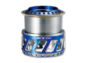 RCS Spool 2004 Blue