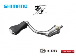 SHIMANO YUMEYA 18 ALUMINUM SINGLE HANDLE 40