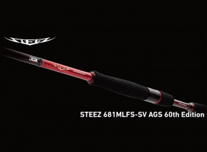 Yahoo/ DAIWA 60th STEEZ 681MLFS-SV AGS Kingbolt