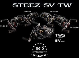 2016 STEEZ SV TW 1016SV-H (FREE SHIPPING)
