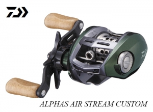 DAIWA ALPHAS AIR STREAM CUSTOM 7.2R (FREE SHIPING)