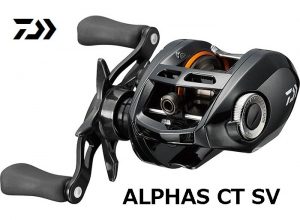 2019 DAIWA ALPHAS CT SV 70H February Debut !