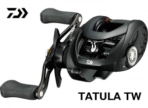 DAIWA TATULA TW 100XH (Handle Lock Plate-Purple) (Free shipping EP)