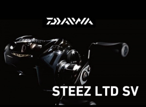 DAIWA STEEZ LTD. SV 105XH (Free Shipping)