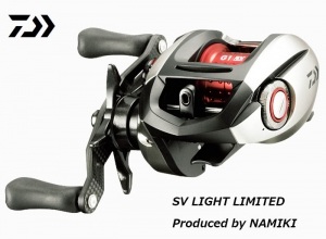 2018 DAIWA SV LIGHT LTD 6.3R-TN (Free Shipping)