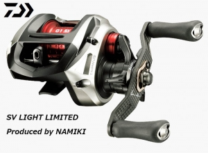 2018 DAIWA SV LIGHT LTD 6.3L-TN (Free Shipping)