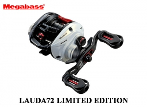 MEGABASS LAUDA72 LIMITED EDITION LEFT (FREE SHIPPING)