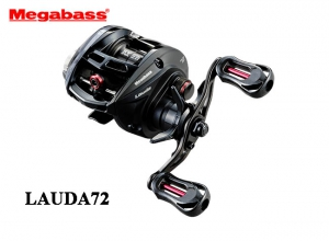 MEGABASS LAUDA72 RIGHT (FREE SHIPPING)