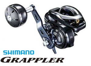 SHIMANO GRAPPLER 300HG Right-Handle (FREE SHIPPING)