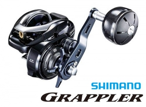 SHIMANO GRAPPLER 301HG Left-Handle (FREE SHIPPING)