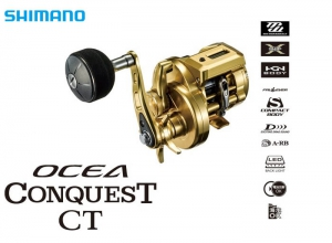 OCEA CONQUEST CT 200HG (FREE SHIPING) August Debut! BOOK-NOW!