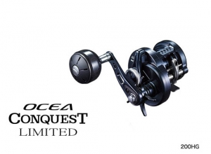 2020 OCEA CONQUEST LIMITED 200HG RIGHT (Free shipping)(2020 Aug debut)