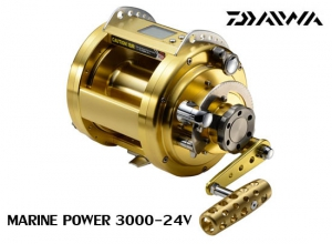 DAIWA MARINE POWER 3000-24V (Free Shipping)