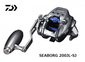 DAIWA SEABORG 200 JIGGING L-SJ Left Model(Free Shipping)