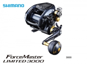 SHIMANO Force Master LIMITED 3000 (FREE SHIPPING)