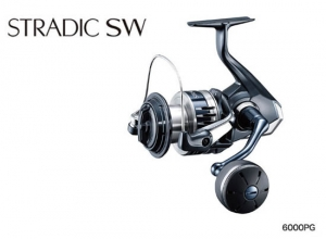 20 STRADIC SW 6000PG (Free shipping) (2020 Nov debut)