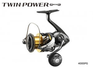 20 TWINPOWER 4000PG (Free shipping)