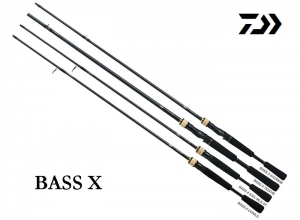 DAIWA 2019 BASS X 632MB Y (Shipping 2000JPY)