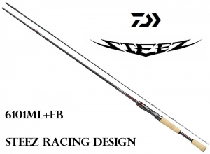 DAIWA STEEZ RACING DESIGN RD 6101ML+FB
