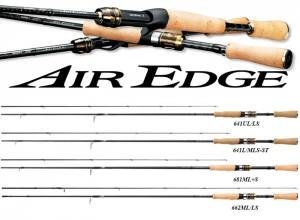 DAIWA AIREDGE 621ULS-ST SPINNING