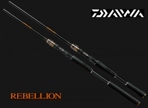 DAIWA REBELLION 6102MHRB (FREE SHIPPING)
