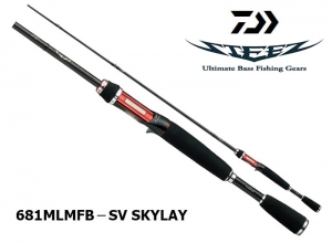 DAIWA STEEZ 681MLMFB-SV SKYLAY Power Plus