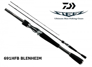 DAIWA STEEZ 691HFB BLENHEIM
