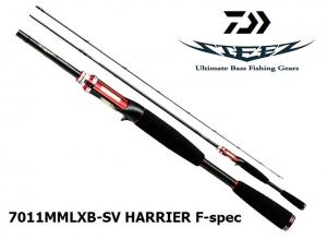 DAIWA STEEZ 7011MMLXB-SV HARRIER F-spec