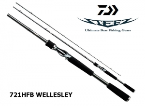 DAIWA STEEZ 721HFB WELLESLEY