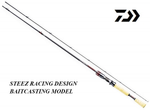 DAIWA STEEZ RACING DESIGN RD 631MLFB