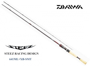 DAIWA STEEZ RACING DESIGN RD 641ML+XB-SMT