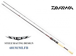 DAIWA STEEZ RACING DESIGN RD 681M/MLFB