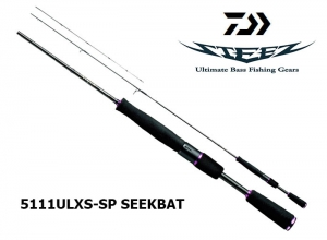 DAIWA STEEZ 5111ULXS-SP SEEKBAT (FREE SHIPPING)