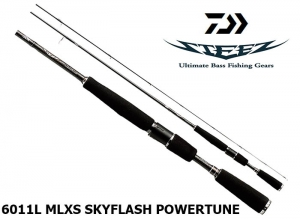 DAIWA STEEZ 6011L MLXS SKYFLASH POWERTUNE
