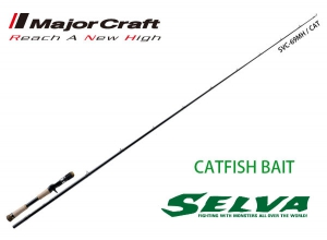 MAJORCRAFT SELVA CATFISH SVC-662M/CAT(2 pcs)(SHIPPING 2000YEN)