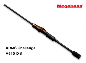 MEGABASS ARMS Challenge A6101XS / Maple Sunburst (FREE SHIPPING)