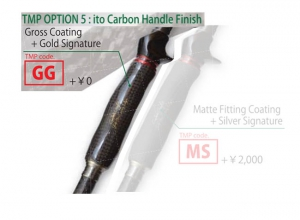 TMP-5 ito Carbon Handling Finish GG