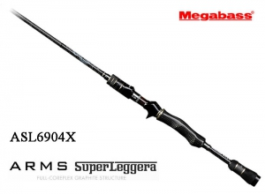 MEGABASS ARMS SUPER LEGGERA ASL6904X / Base Model
