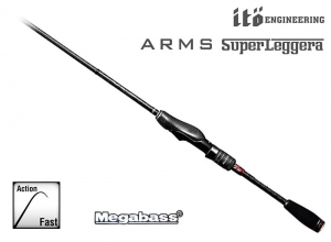 ARMS SUPER LEGGERA SPINNING ASL6702XS (FREE SHIPPING)