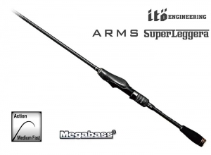 ARMS SUPER LEGGERA SPINNING ASL7003XS (FREE SHIPPING)