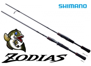 SHIMANO ZODIAS 1610ML (Discountinued)