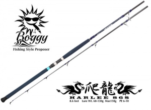 Summer sale Boggy HARLEE GT. Tuna 86S