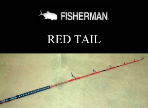 2020 PLAT style color FISHERMAN RED TAIL 60 (FREE SHIPPING)