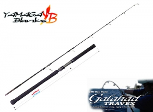 Yamaga Blanks Galahad TRAVEX 594S Spinning Model (Free Shipping)(In stock)
