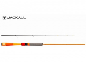 JACKALL GOOD ROD GD-S62L-2PC ORANGE (FREE SHIPPING)
